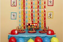 B & J's 3rd birthday