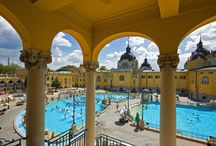 Thermal spas Budapest