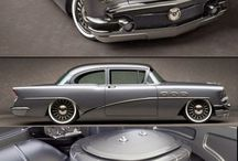 Cars of beauty