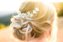 HAIR DO'S / IDEAS FOR YOUR WEDDING HAIRSTYLES.