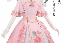 lolita // fashion / cute but not something i would wear... probably