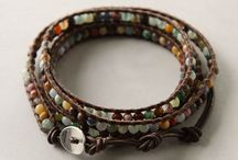 Jewelry Inspiration / by Elizabeth Kreitzer