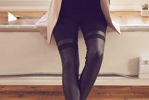 Perfect leggings / Rachel's Leggings