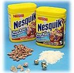 Riciclo scatole Nesquik