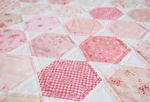 Hexagons / by Deidra Allen