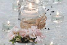 versieren bruiloft