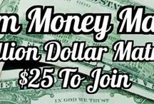 Team Money Maker / ✿´¯`*•.¸¸✿✿´¯`*•.¸¸✿ The Money Maker ✿´¯`*•.¸¸✿✿´¯`*•.¸¸✿ BRAND NEW SYSTEM JUST RELEASED THIS WEEK Millionaire 3x6 Forced Matrix, $25 to start, My Total Earnings $2825.00 this money is in my paypal already, TRULY AMAZING!!! Sign up here, http://www.teamoneymaker.com/?lormohova  and join our group here https://www.facebook.com/groups/721525197911891/