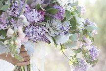 Bruidswerk V&V Bloemen en Wonen Breda / Inspiratiebord voor Bruidsavond V&V