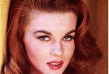 Singer & Actress: Ann-Margret / Ann-Margret / by Michael Lilly