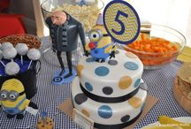Despicable Me party / by Amy