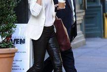 White blazer looks - Inspiration