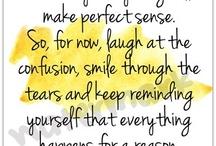 sayings <3 / by Ashley Wellington