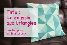 Inspiration Coussin