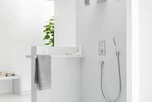 Showers / Think a shower is just a shower? Take a shower with Hansgrohe. You will be able to feel and see the difference: our showers gently douse, wonderfully refresh and vigorously massage.