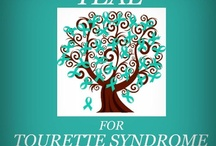 TS / Tourette's Syndrome / by Jayme Sala