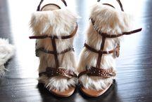 Kick off ya shoes .. Or put em on
