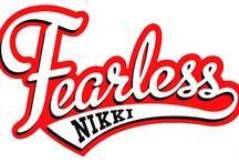 Fearless Nikki Bella / Fearless Nikki is Nikki Bella