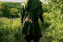 The green bowman