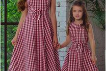 Couple dress
