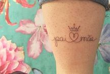 you and me tattoos