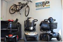 scooters pour personnes à mobilité réduite (PMR)