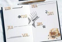 Titre creative journaling