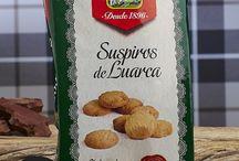 Galletas / Para los más golosos, bombones, chocolates y galletas para todos los gustos.