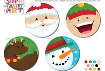 Steph Calvert/Christmas Collections