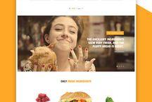 Culinary UI Set