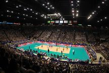 Volleyball never stop.