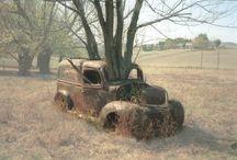 old and forgotten / by Scott Averitt