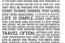 Things to ponder,,,