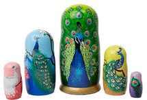 Nesting Dolls / Traditional. Non-Traditional, or just plain strange ... love them all.