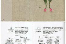 Lanas e hilos / Crochet; Tejidos; Amigurumi