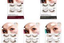 Eyes makeup items