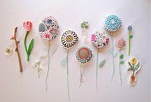 Love Crochet, Knitting, Embroidery, Stitching, Sewing etc. / by Audrey Heikoop-van den Hurk
