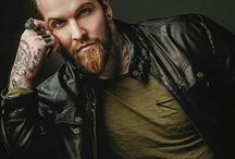 bearded bad boys / Beards, Badasses, Bad Boys