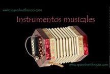Los instrumentos y la música