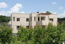 Mansion reconstruction / Mansion reconstruction in Dzoraghbyur village, Armenia    Address: Dzoraghbyur, Kotayk reg., Republic of Armenia Area: 1200.0 m² Project year: 2006-2008 Implementation: 2008  Architects: Telemak ANANYAN, Gohar ISAKHANYAN, Ani SIMONYAN