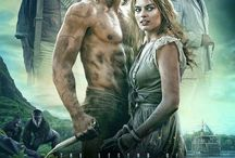 The Legend Of Tarzan (2016) / Tarzan, having acclimated to life in London, is called back to his former home in the jungle to investigate the activities at a mining encampment. Staring: Alexander Skarsgard, Margot Robbie, Christoph Waltz, Samuel L. Jackson...