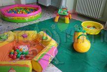 Baby park / Parque infantil