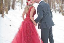 Valentines Wedding ♡♡♡