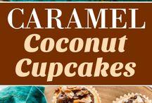 camel cupcakes.
