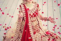 Destination wedding / #Destination #wedding #candidate #pose #Red #Roses #flakes #Red #lehenga #gorgeous #smile #beautiful #bride #Retake & #Retake #Again & #Again #finally I #found #what I #want #captured by ZARA PHOTOGRAPHY