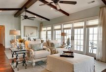 Ceiling Fans / by Amanda Carol Interiors