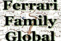 Ferrari family / by Lynette Ferrari Hoffman