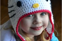 Crochet Hats / by Lori McGee Holbrook