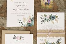 Casamento convites