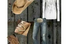 Outfits / by Krystle Worley