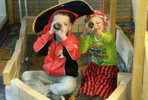ik en ko thema: piraten